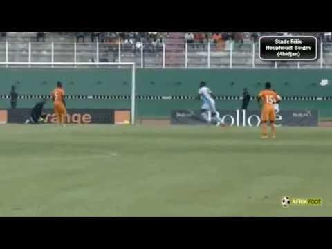 Superbe retourné acrobatique Junior Kabananga - Côte d'Ivoire vs RD Congo | Qualifications CAN 2015