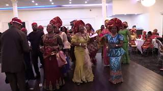 Ebonyi state Canadians at the 2019 Cultural Night