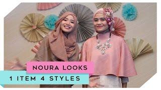 Download Lagu NOURA (Ussy - Dea)  - 1 Item 4 Styles | Noura Looks Mp3