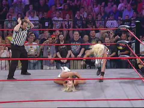 0 Lacey vs. Angelina Love on iMPACT
