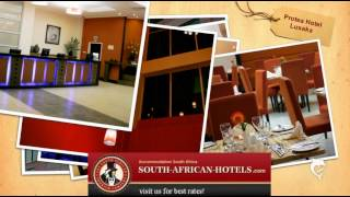 Protea Hotel Lusaka, Zambia
