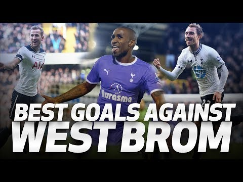 Video: SPURS' BEST GOALS V WEST BROM ⚽
