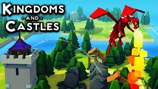 DRAGON ATTACKS! - KINGDOMS & CASTLES #4