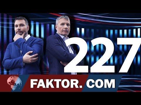 """FAKTOR #227: AFERA VILFAN IN DAVKI (mag. Ivan SIMIČ, Marko PAVLIŠIČ) """""""