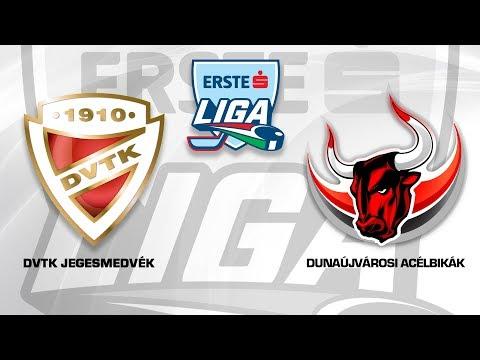 Erste Liga 68: DVTK Jegesmedvék - DAB 4-2