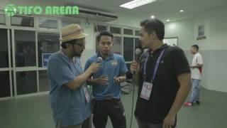 Video CAMNE ANDIK BOLE LARI LAJU? | #PlayerInterview MP3, 3GP, MP4, WEBM, AVI, FLV Juli 2018