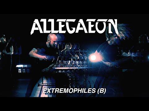 Allegaeon - Extremophiles (B)