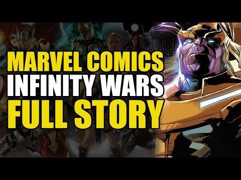 Infinity Wars: Full Story
