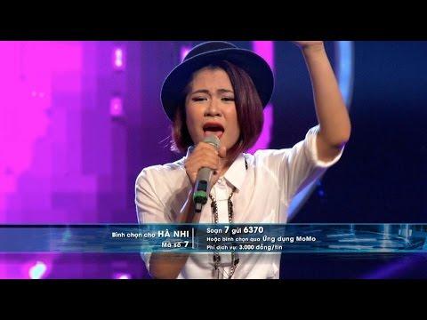 Vietnam Idol 2015 - Say You Do - Hà Nhi các bác thấy e này hát thế nào :(