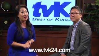 Ep 9. Seg 1 - TvK24 Korea Network CEO Eric Yoon