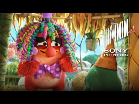THE ANGRY BIRDS MOVIE: In Theatres May 20 - Trailer #4