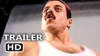Video BOHEMIAN RHAPSODY Official Trailer (2018) Rami Malek, Freddie Mercury, Queen Movie HD MP3, 3GP, MP4, WEBM, AVI, FLV Maret 2019