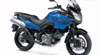 8. 2008 Suzuki V-Strom 650 ABS - Details & Specification