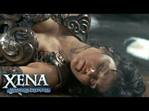 Xena perde combate contra Najara   Xena: A Princesa Guerreira