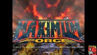Maximum Force (Arcade Emulated / M.A.M.E.) by ILLSeaBass