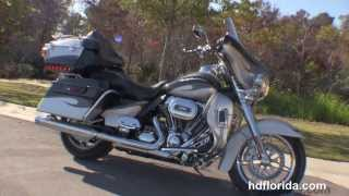 7. Used 2013 Harley Davidson CVO Ultra Classic Electra Glide Motorcycle for sale