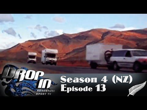 Drop In Season 4 Ep. 13 best of season (Freeride mtn bike TV Series, New Zealand season)