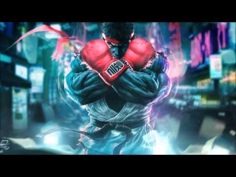 Street Fighter II Ryu Tribute Unused Hip-Hop/ Rap Beat 2016 | @StylezTDiverseM | 6K EP