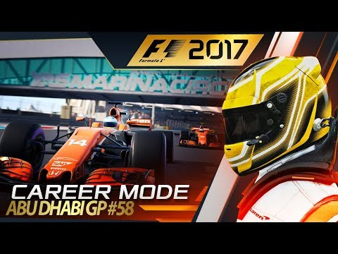 F1 2017 Career Mode Part 58: Final Race for Mclaren