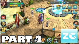 Dungeon Guardians Android IOS Walkthrough Part 2 Gameplay HDDownloadGoogle Play : https://play.google.com/store/apps/details?id=com.overseas.dungeonguardiansApp Store : Donate To Supporthttps://twitch.streamlabs.com/zrueger