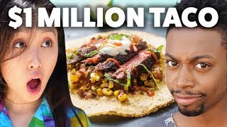 Keith and Olivia take a look at various tacos and determine which is WORTH IT. SUBSCRIBE for more Smosh ►► http://www.youtube.com/smosh __CASTIan HecoxNoah GrossmanKeith Leak Courtney MillerOlivia SuiShayne ToppCREWDirected by Ryan ToddWritten by: Ian Hecox, Ryan Finnerty, Monica Vasandani, Cole Hersch, Luke BaratsCreated by Joe Bereta & Ryan ToddProduced by Ryan Todd Smosh Co-Founded by Ian Hecox & Anthony PadillaSmosh Creative Director: Joe BeretaDirector of Photography: Billy YatesEditor: Katy DolleProducer: Alex HluchLine Producer: Michelle HolmanAssociate Producer: Rebecca DoyleProduction Manager: Andy GarwigFirst Assistant Director: Tanner RisnerProduction Designer: Taylor FrostArt Assist: Carlos LeonCamera: Brennan IketaniAssistant Camera: Nick GotoGaffer: Spencer SmithGrip & Electric Swing: Katie ElenkeSound: Ivan HarderHair & Makeup: Kelton ChingWardrobe: Lindsay HamiltonDIT/Media Management: Taylor CutlerScript Supervisor: Talia BrahmsAssistant Editor: Matt DuranBehind-the-Scenes: Phil Mohr, Pat EganPost-Production Supervisor: Katie ReedColorist: Mike BurtonProduction Assistant: Jake Sperling