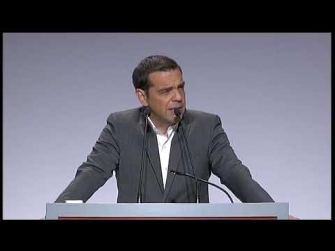 Ομιλία στο 21ο συνέδριο του Economist