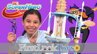DC Super Hero Girls Super Hero High Unboxing