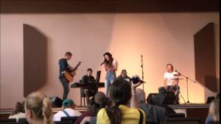 Video The Wave (Unplugged)-Love me again cover