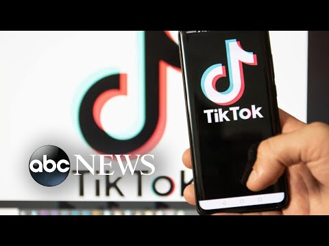 Trump threatens to ban TikTok