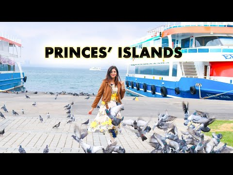 Istanbul, Turkey   Princes' Islands - Top 10 tourist attractions in Istanbul   Büyükada