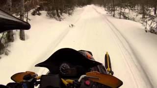 5. Yamaha Nytro ER 1000cc GoPro 1080p