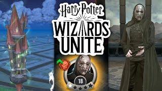 Dungeons in Festungen: Der Spaß für die ganze Familie | Harry Potter Wizards Unite Deutsch #003