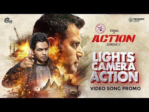 Action - Lights Camera Action Promo Video
