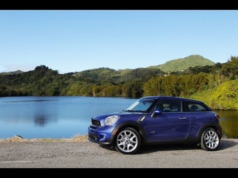 2013 MINI Paceman Review