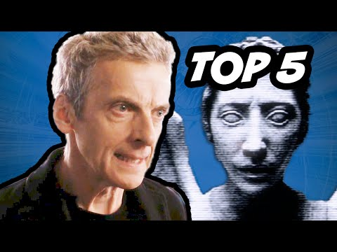 Doctor Who Top 5 Scary Episodes