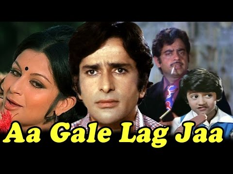 Aa Gale Lag Jaa (1973) Full Hindi Movie | Shashi Kapoor, Sharmila Tagore, Shatrughan Sinha