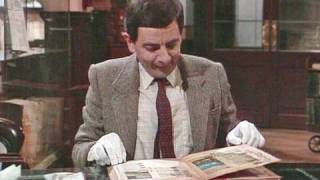 MrBean - Mr Bean - Library destruction
