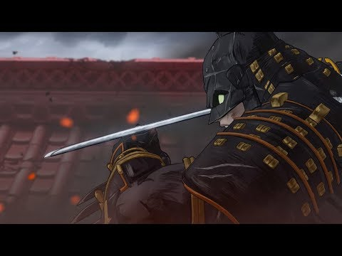 Trailer for the new 'Batman Ninja' movie.