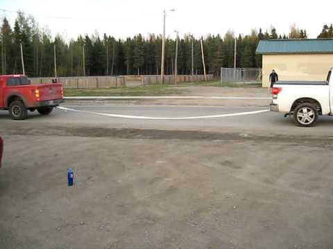 Ford Raptor vs. Toyota Tundra