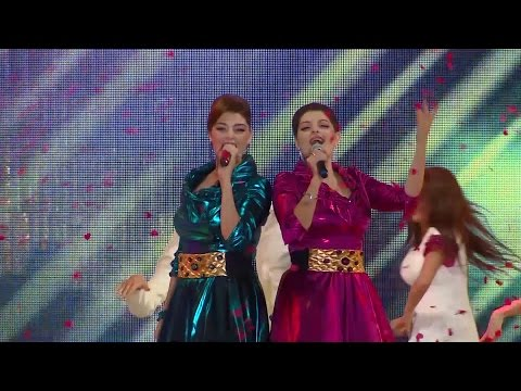 Inga & Anush Arshakyans - Aysor Ton E (Live)