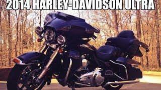 10. 2014 Harley Davidson Electra Glide Ultra Classic: Maikeli7's  Walk-around