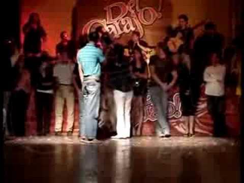 Baile del chino turista en Del Carajo! - 3er Visita