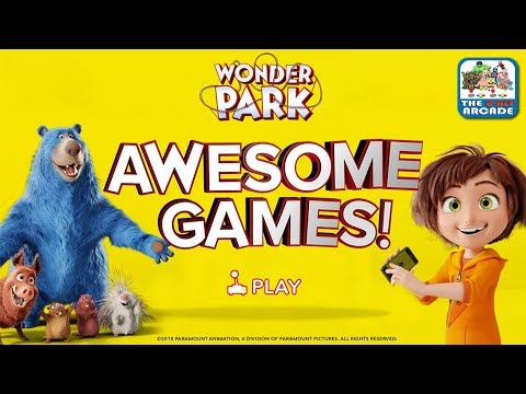 Wonder Park: Awesome Games! - The Wonder of Imagination Comes to Life (Gameplay)