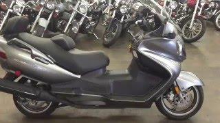6. 2006 Suzuki Burgman 650