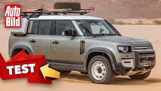 Land Rover Defender (2020): Test - Offroad-Ikone - Infos - deutsch by Auto Bild