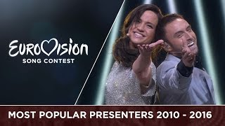 Video Most popular presenters from 2010 - 2016: Petra Mede and Måns Zelmerlöw MP3, 3GP, MP4, WEBM, AVI, FLV Juni 2018