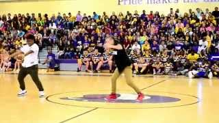 FPC Pep Rally Dance Performance