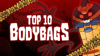 Top 10 BODYBAGS in ORAS OU Tournaments by Thunder Blunder 777