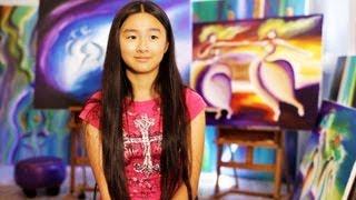 Young Prodigies Dazzle The Art World