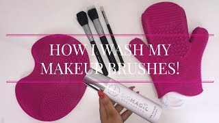 OPEN ME!Hey everyone and surprise! Today I've got an extra video all about out how I clean my makeup brushes using my Sigma Beauty brush cleaning tools! on June 20th its international wash your brushes day so I've bought you this video to show you how I clean my makeup brushes! #ComeCleanWithSigma #SigmaBeautyplease like, comment, share and subscribe and I will see you next Friday at 8pm in my next video! lots of love xoFOLLOW ME!INSTAGRAM- abicrane_TWITTER- abicrane_SNAPCHAT- abicraneeSIGMA BRUSHES LINK (use code 'ABIGAILTAMSIN' at checkout for 20% OFF SITE WIDE FOR A LIMITED TIME!) FREE U.S SHIPPING ON ORDERS $50+FREE INTERNATIONAL SHIPPING ON ORDERS $150+http://sigma-beauty.7eer.net/c/340150/146780/2835SHOP MY SIGMA FAVES HERE!-https://www.sigmabeauty.com/c/1634BRUSHES/ SIGMA PRODUCTS USED IN THIS VIDEO- (use code 'ABIGAILTAMSIN' at checkout for 20% OFF SITEWIDE)SIGMA SIGMAGIC BRUSH SHAMPOO-http://sigma-beauty.7eer.net/c/340150/146780/2835?u=http://www.sigmabeauty.com/sigmagic/p/MAG01SIGMA SPA CLEANSING GLOVE-http://sigma-beauty.7eer.net/c/340150/146780/2835?u=http://www.sigmabeauty.com/2x-sigma-spa-brush-cleaning-SIGMA SPA BRUSH CLEANSING MAT-http://sigma-beauty.7eer.net/c/340150/146780/2835?u=http://www.sigmabeauty.com/spa-mat/p/BCM01SIGMA E25 BLENDING BRUSH-http://sigma-beauty.7eer.net/c/340150/146780/2835?u=http://www.sigmabeauty.com/e25-blending/p/E25PARNTSIGMA F50 DUO FIBRE BRUSH-http://sigma-beauty.7eer.net/c/340150/146780/2835?u=http://www.sigmabeauty.com/f50-duo-fibre/p/F50PARNTSIGMA POWDER/BLUSH BRUSH F10-http://sigma-beauty.7eer.net/c/340150/146780/2835?u=http://www.sigmabeauty.com/f10-powderblush/p/F10PARNTPARTNERSHIPS/ PR PARCELS ETC CONTACT-abigail.tamsin@gmail.comCHECK OUT MY PREVIOUS VIDEO HERE-https://www.youtube.com/watch?v=DKxS6Jz8Z-0love and hugs xo THIS VIDEO IS NOT SPONSORED :)DISCLAIMER- I work with Sigma Beauty but all opinions are 100% honest and my own, I only talk about products I love. Some links above are affiliate links!